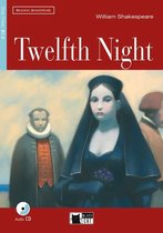 Reading & training B1.2: Twelfth night Book + cd audio