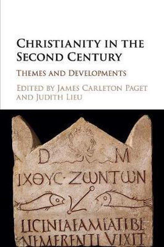 Boek cover Christianity in the Second Century van  (Paperback)