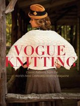 Boek cover Vogue Knitting van Art Joinnides