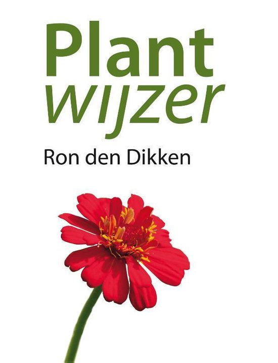 Plantwijzer - Ron den Dikken |