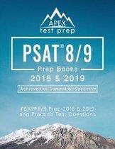 PSAT 8/9 Prep Books 2018 & 2019