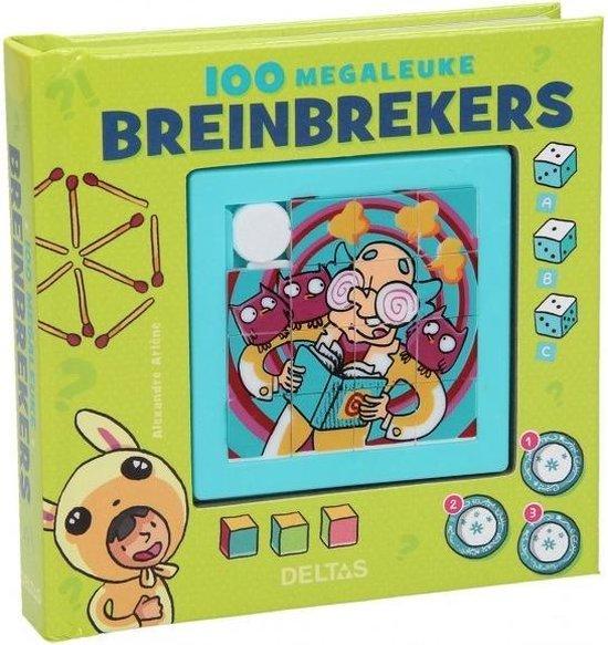Afbeelding van het spel Deltas Speelboek 100 Megaleuke Breinbrekers