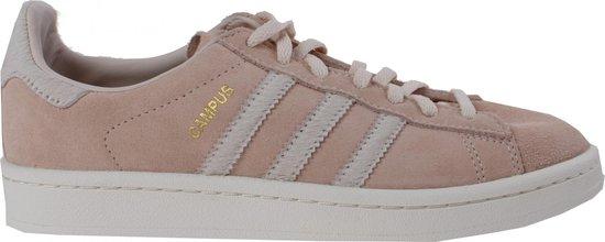 bol.com | Adidas Campus Sneakers Dames Roze Maat 39 1/3