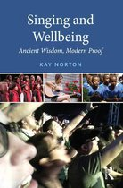 Omslag Singing and Wellbeing