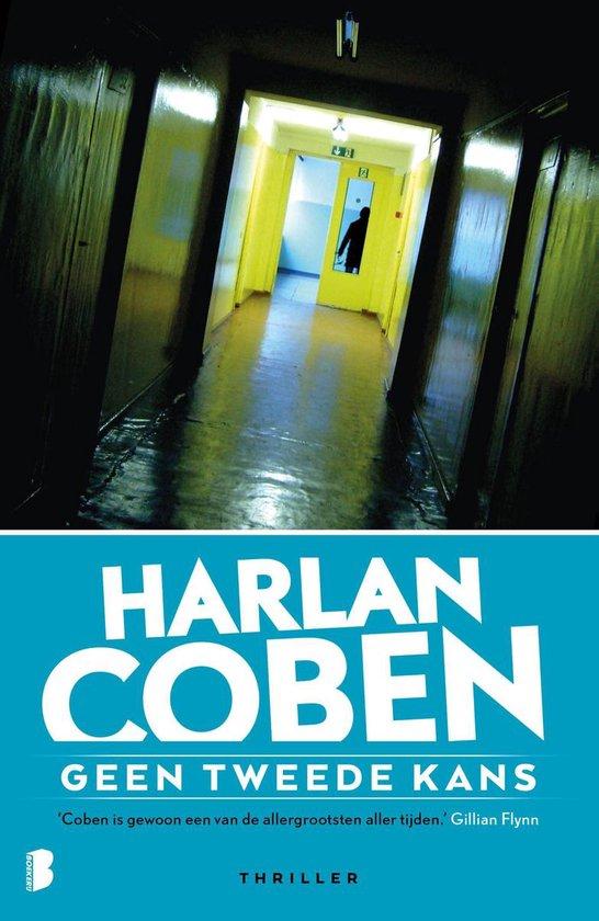 Boek cover Geen tweede kans van Harlan Coben (Onbekend)