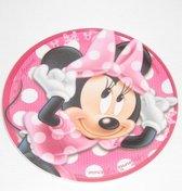 Minnie Mouse ontbijtbord Melamine per 4 stuks