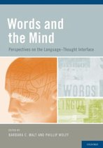 Words and the Mind
