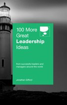 Boek cover 100 More Great Leadership Ideas van Jonathan Gifford