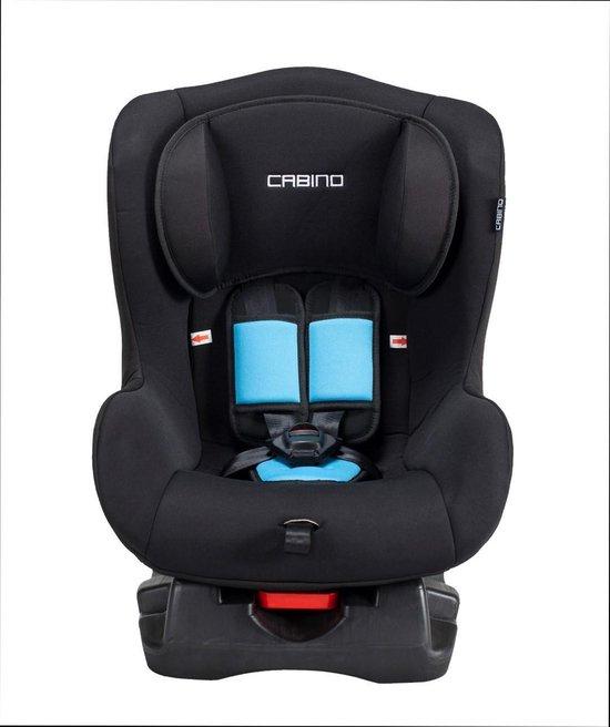 Product: Cabino Autostoel 0-18kg  Zwart-Blauw, van het merk cabino