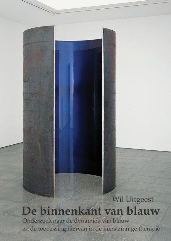 De binnenkant van blauw - Wil Uitgeest |