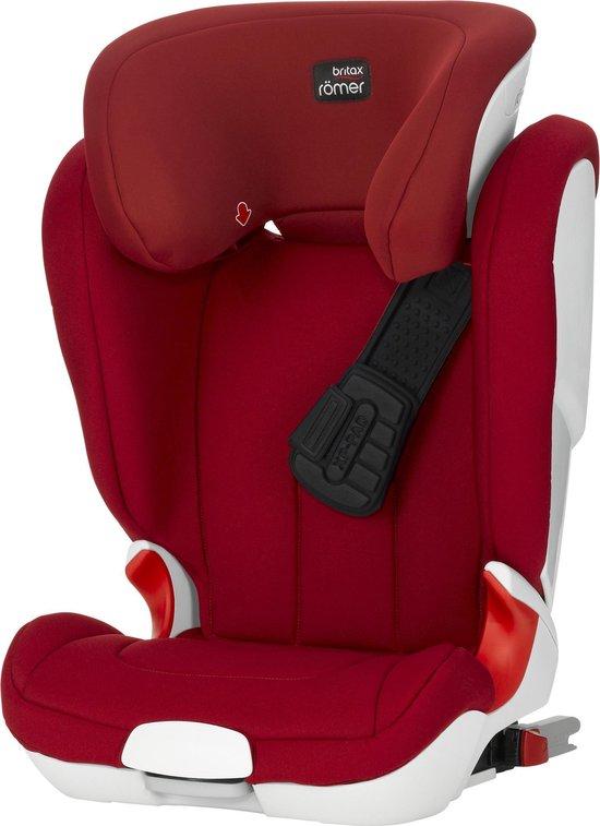 Britax Römer Kidfix XP - Autostoel - Flame Red - Britax Römer