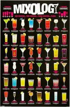 Cocktail poster 61 x 91,5 cm