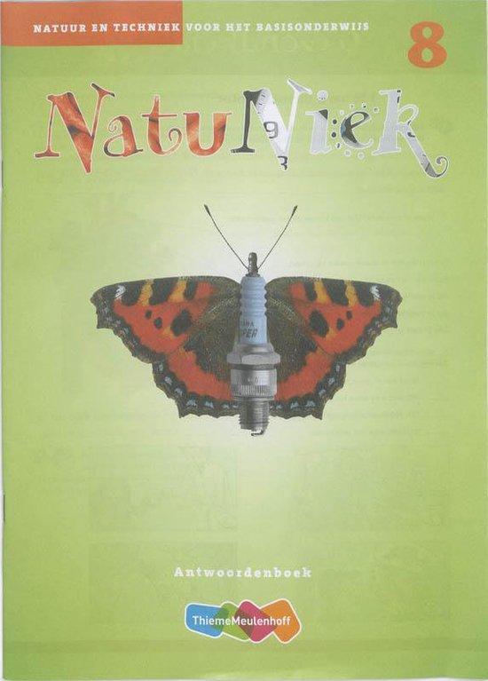 Afbeelding van NatuNiek groep 8 antwoordenboek