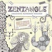 Zentangle, creatieve patronen tekenen