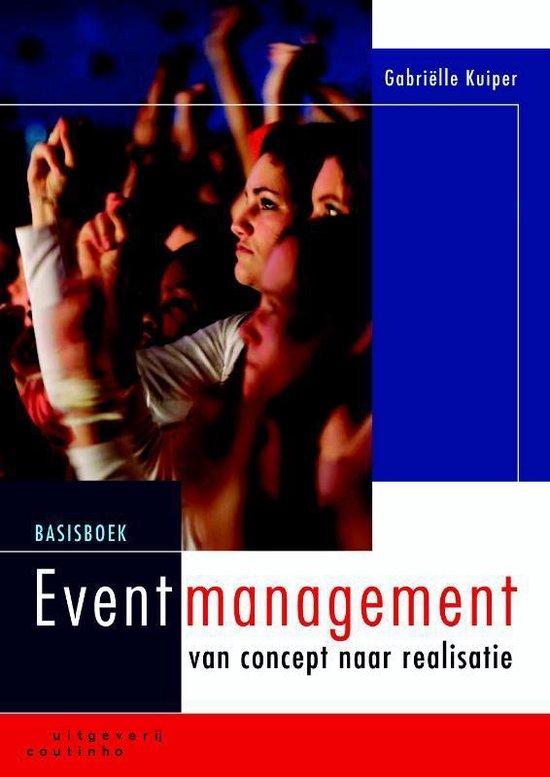 Basisboek eventmanagement - Gabrielle Kuiper |
