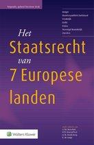 Het Staatsrecht van 7 Europese landen