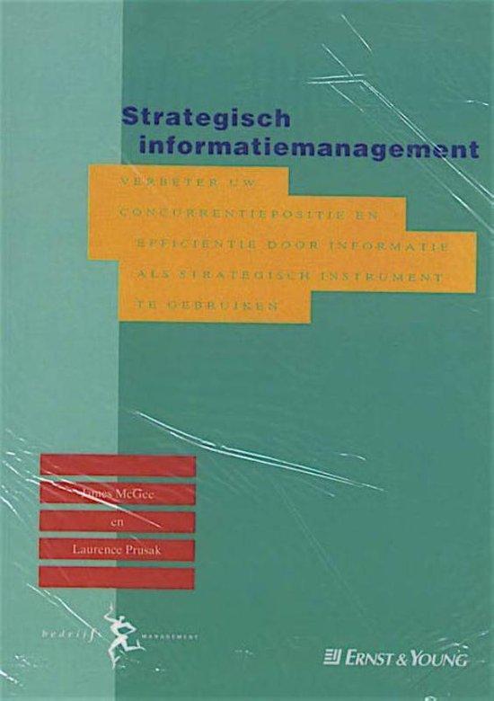 Strategisch informatiemanagement - J.V. Macgee |