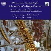 Romantic Quintets For Clarinet