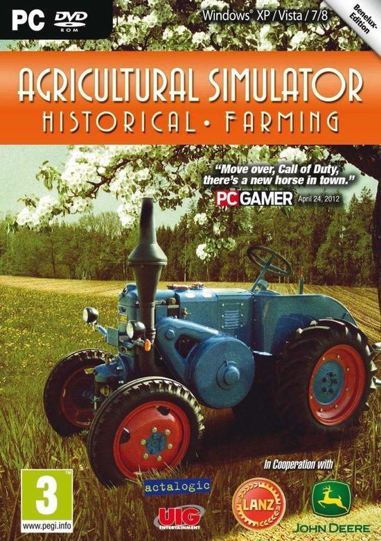 Agricultural Simulator: Historical Farming – Windows
