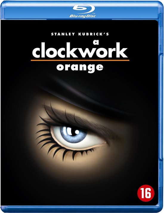 A Clockwork Orange (Blu-ray)