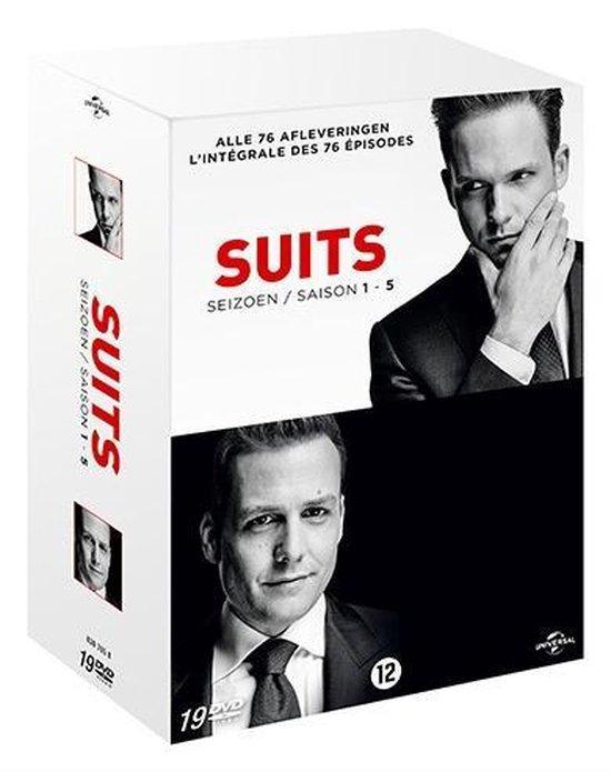 Suits - Seizoen 1 t/m 5 Boxset