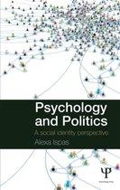 Boek cover Psychology and Politics van Alexa Ispas
