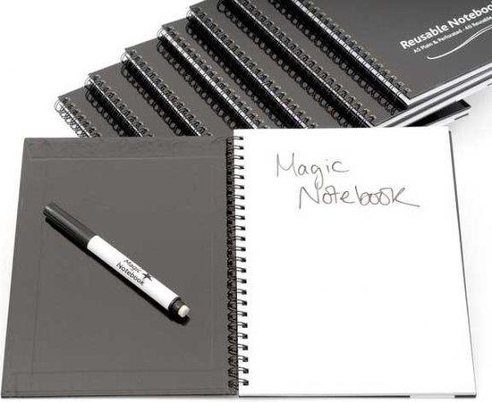 Magic Notitieboek A5