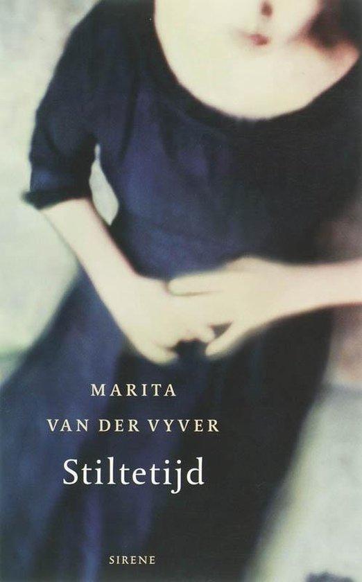 Stiltetijd - Marita van der Vyver |