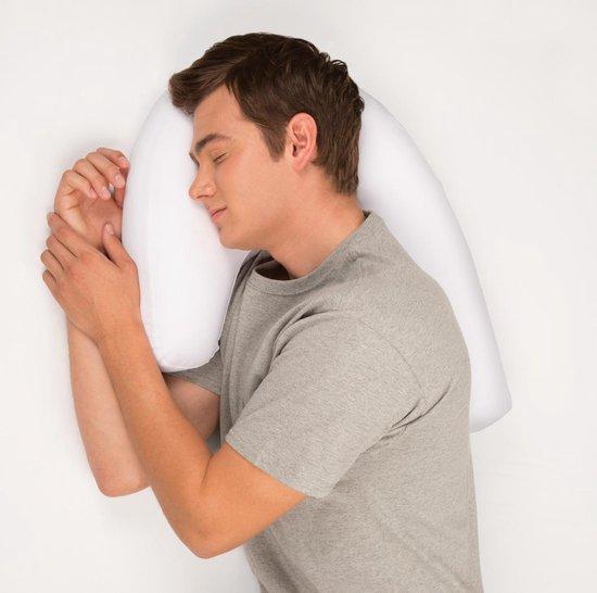 Orangeplanet Side Sleeper Pro Air | houding corrigerend kussen