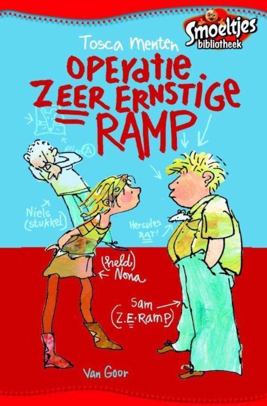 Operatie Zeer Ernstige Ramp - Tosca Menten pdf epub