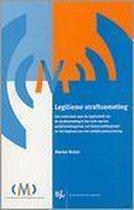Boek cover Legitieme straftoemeting van M. Duker (Paperback)