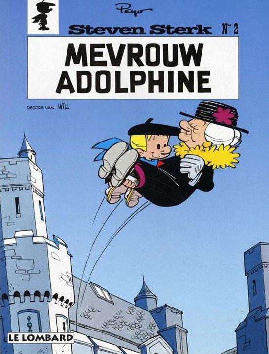 Steven Sterk 002 Mevrouw Adolphine - Peyo  
