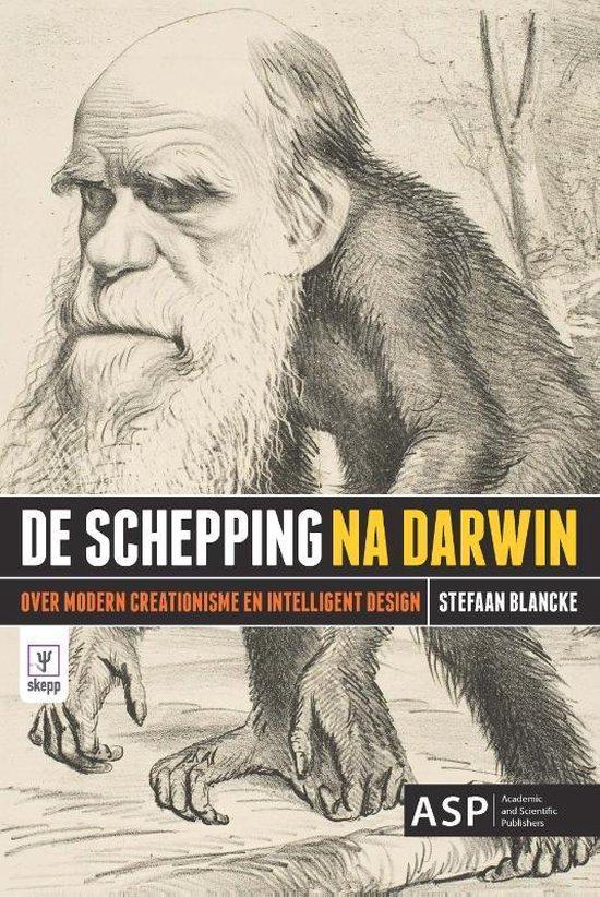 De schepping na Darwin - Stefaan Blancke |