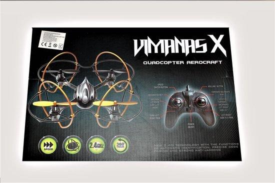 Luxe Aerocraft quadcopter drone