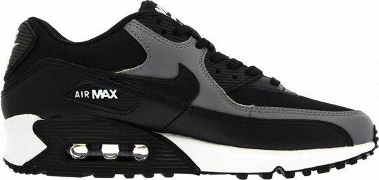 Nike Air Max 90 Essential Sneakers - zwart/grijs 325213-037 ...