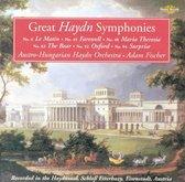Haydn: Symphonies, Nos. 6, 45, 48, 82, 92, 94