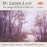 My Lieder-Land - The Songs Of Nicolae Bretan Vol.2