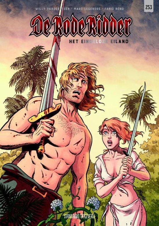 De Rode Ridder 253 - Het eindeloze eiland - Fabio Bono |