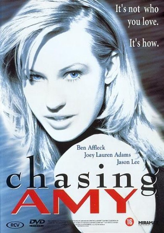 Cover van de film 'Chasing Amy'