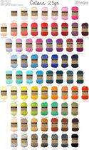 Assortiment 69 kleuren Scheepjes Catona 25 gram