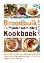 Broodbuik 30-minuten (of minder) kookboek