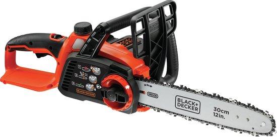 BLACK+DECKER GKC3630L25-QW kettingzaag - 36V - 2.5Ah - 30cm - incl. accu en lader