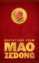 Boek cover Quotations from Mao Zedong van Cn Times Books Inc.
