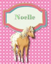 Handwriting and Illustration Story Paper 120 Pages Noelle