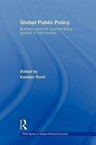Boek cover Global Public Policy van Ronit, Karsten