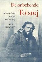 De onbekende Tolstoj
