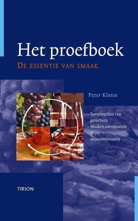 Het proefboek - Peter Klosse |