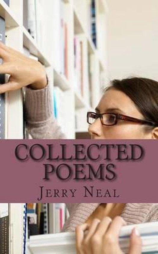 Boek cover Collected Poems van MR Jerry D Neal (Paperback)