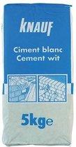 Knauf cement 'Portland' wit 5 kg