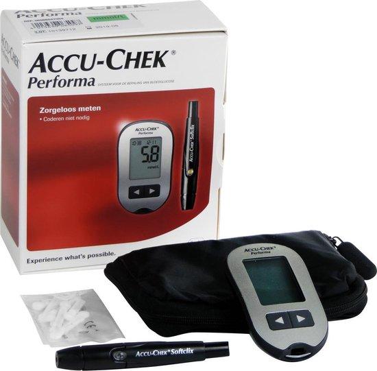 Accu-Chek Performa Bloedglucosemeter startpakket
